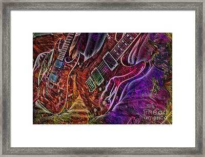 Digital Freedom By Steven Langston Framed Print by Steven Lebron Langston
