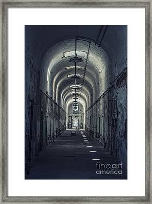 Dimensions Of Darkness Framed Print