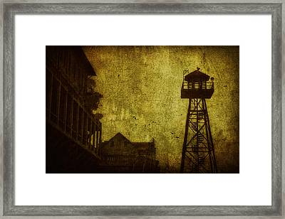Diminished Dawn Framed Print