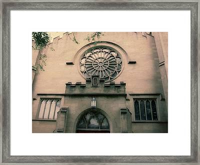 Dimnent Memorial Chapel Framed Print