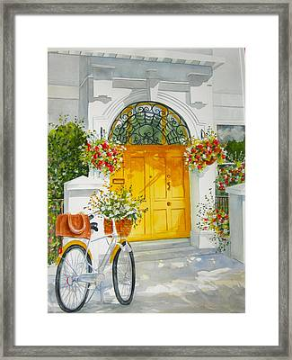 Dingle Ireland Framed Print