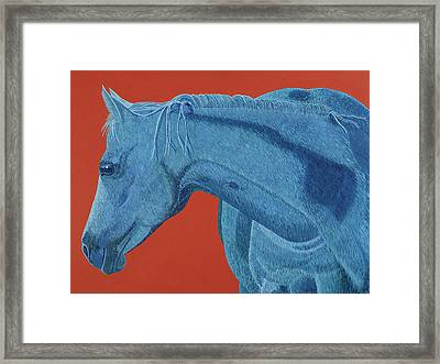 Dinnertime Framed Print by Heather McLean