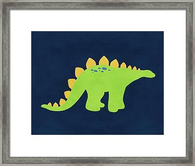 Dino 222 Framed Print by Tamara Robinson