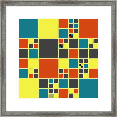 Dio - 561 -01a Framed Print by Variance Collections