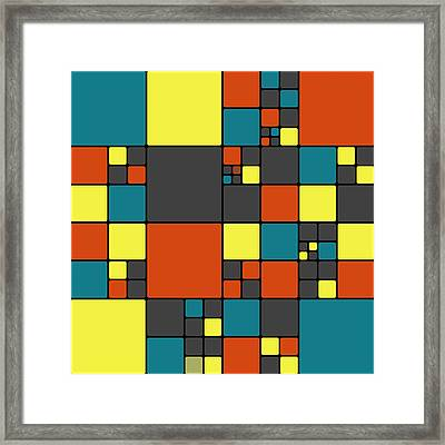 Dio - 56a Framed Print by Variance Collections
