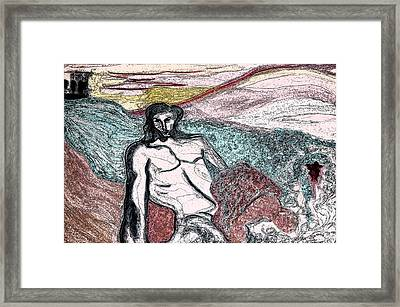 Dionysus By Jrr Framed Print by First Star Art