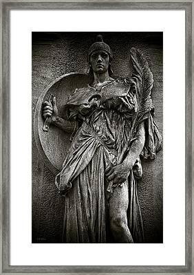 Dionysus Framed Print by Jeff Adkins