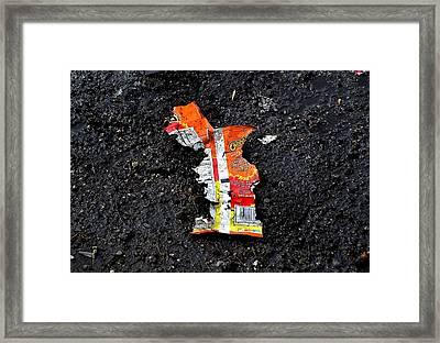 Cheetos Framed Print