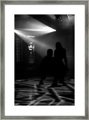 Dirty Dancing Framed Print by Eje Gustafsson
