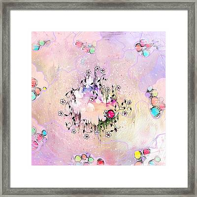 Disability Framed Print by Rachel Christine Nowicki