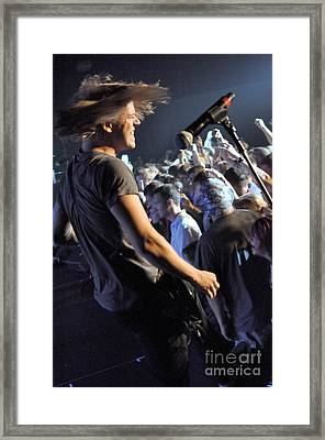 Disciple-micah-8840 Framed Print by Gary Gingrich Galleries