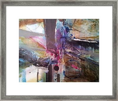 Discordant Dreams Framed Print