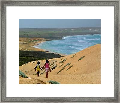 Discover Cape Verde Framed Print