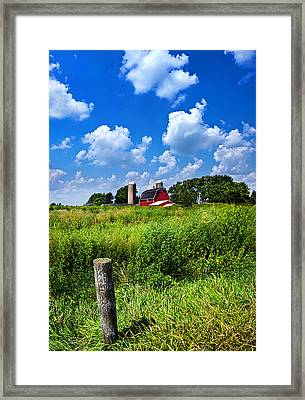 Discover Wisconsin Framed Print