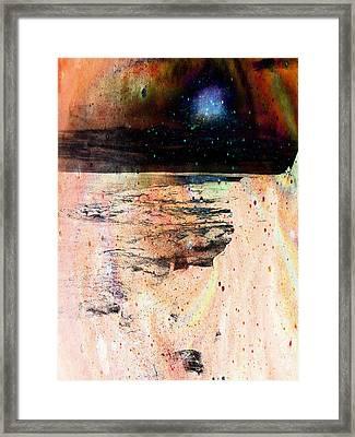 Discoveries Framed Print by Marcia Lee Jones