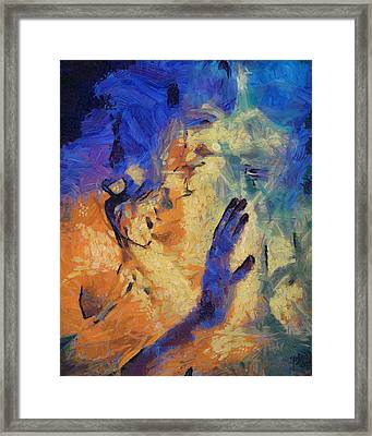 Discovering Yourself Framed Print by Joe Misrasi