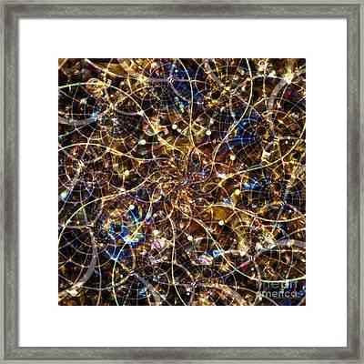 Discovery Higgs Boson Framed Print
