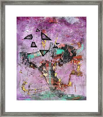Disfunction Framed Print by Antonio Ortiz