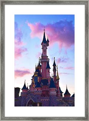 Disney Dream Framed Print