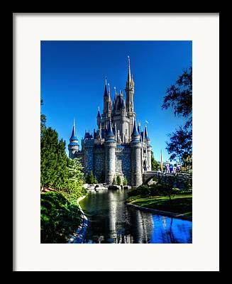 Fairyland Framed Prints