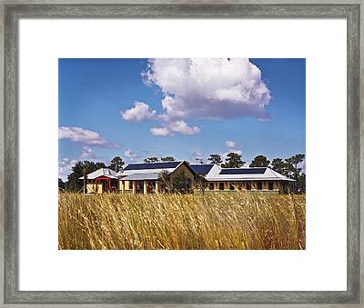 Disney Wilderness Preserve Framed Print