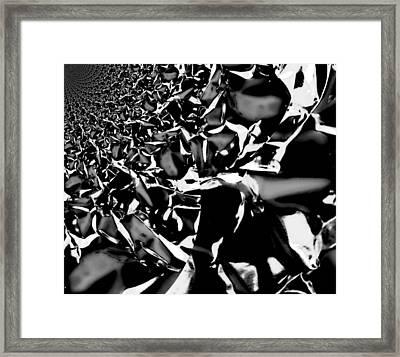 Dissonance IIi Framed Print by Aurelio Zucco