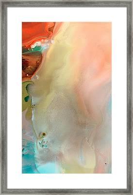 Distance Healing Framed Print