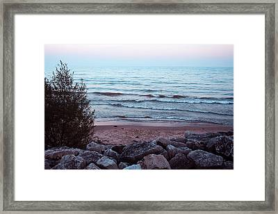 Distance  Framed Print