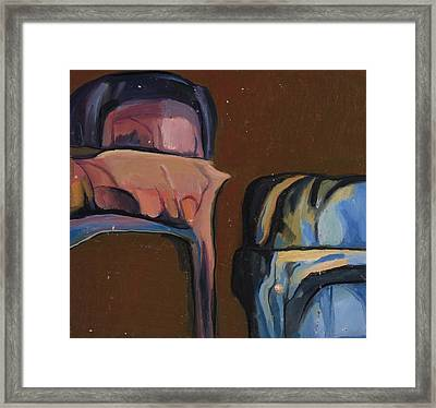 Distance Of The Hierarchies Framed Print by Stefan Shikerov