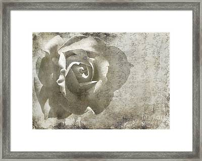 Framed Print featuring the photograph Distant Dreams by Ellen Cotton