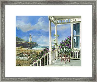 Distant Dreams Framed Print by Michael Humphries