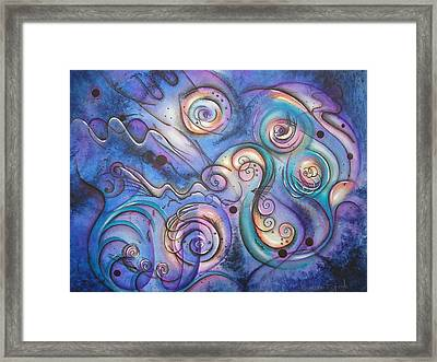 Distant Echoes Framed Print