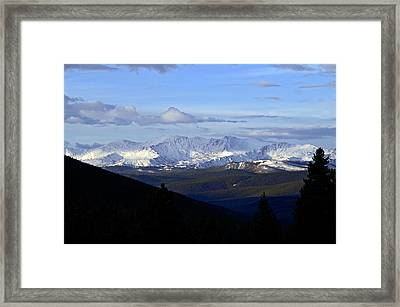 Distant Light Framed Print by Jeremy Rhoades