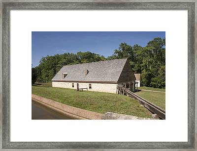 Distillery @ Mount Vernon Framed Print