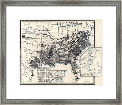 Louisiana Map Framed Art Prints Page 5 of 13 Fine Art America