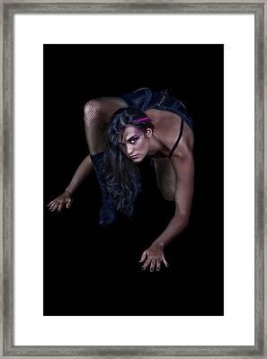 Disturbia 2 Framed Print by Don Ewing