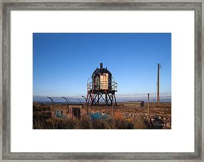 Disused Lighthouse, Mornington, County Framed Print by Panoramic Images
