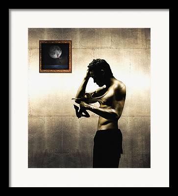 Masculinity Framed Prints