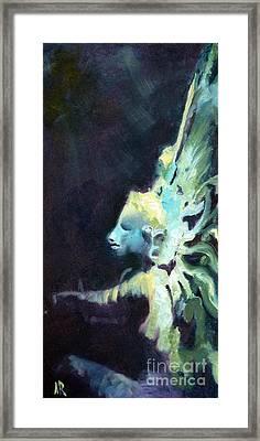 Divine Dreamer Framed Print