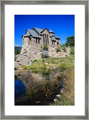 Divine Reflection Framed Print