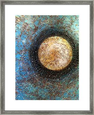 Divine Solitude Framed Print by Sharon Cummings