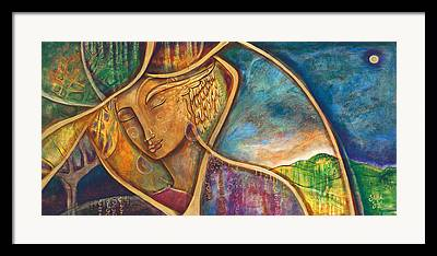 Sacred Artwork Framed Prints