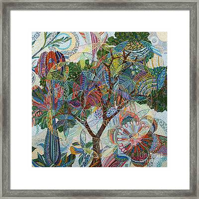 Divinitas Framed Print