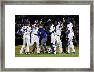 Division Series - San Francisco Giants Framed Print by Jonathan Daniel