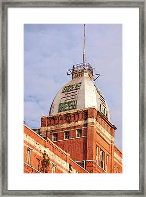 Dixie Beer Headquarters 2 Framed Print by Steve Harrington