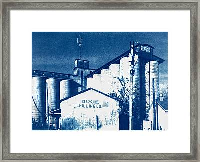 Dixie Milling Company Framed Print
