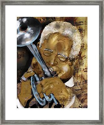 Dizzy Framed Print by Howard Barry