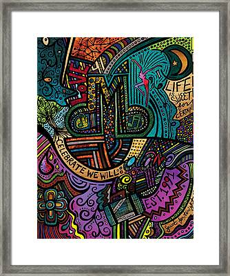 Dmb Love Framed Print