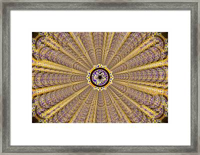 Dna Miracle Creation Framed Print