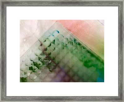 Dna Upgrades 5 Framed Print